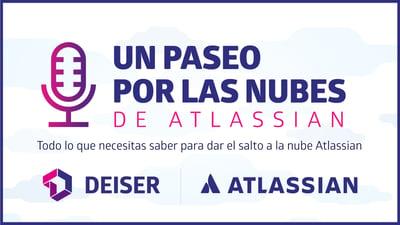 Un paso por las nubes Atlassian