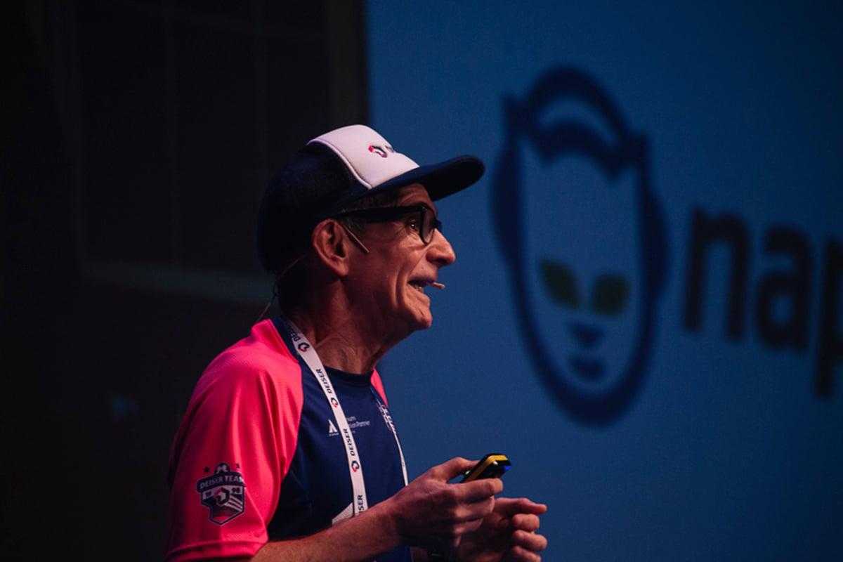 Guillermo Montoya en el DEISER Enterprise Day 2018