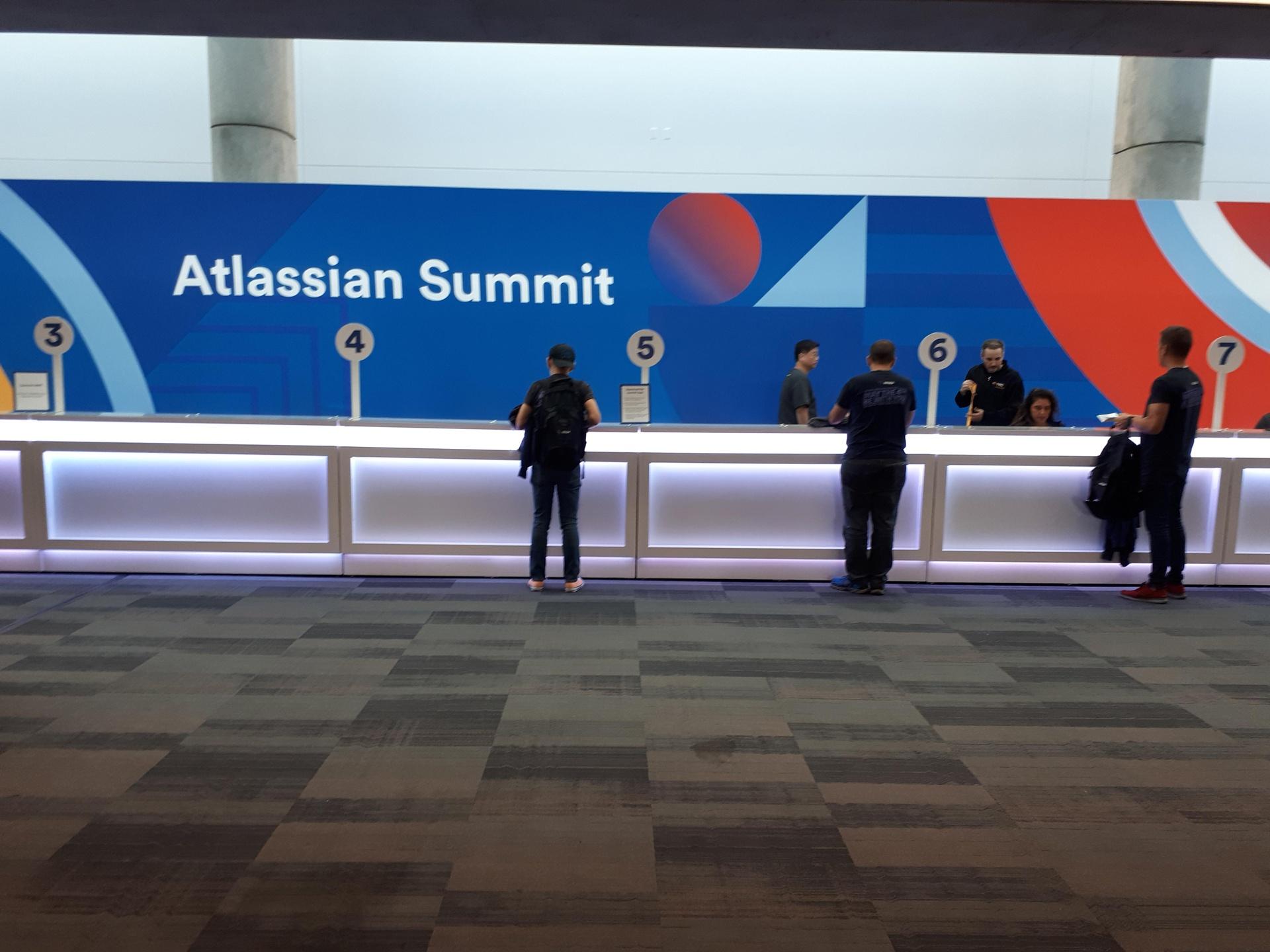 Atlassian Summit 2017 San José