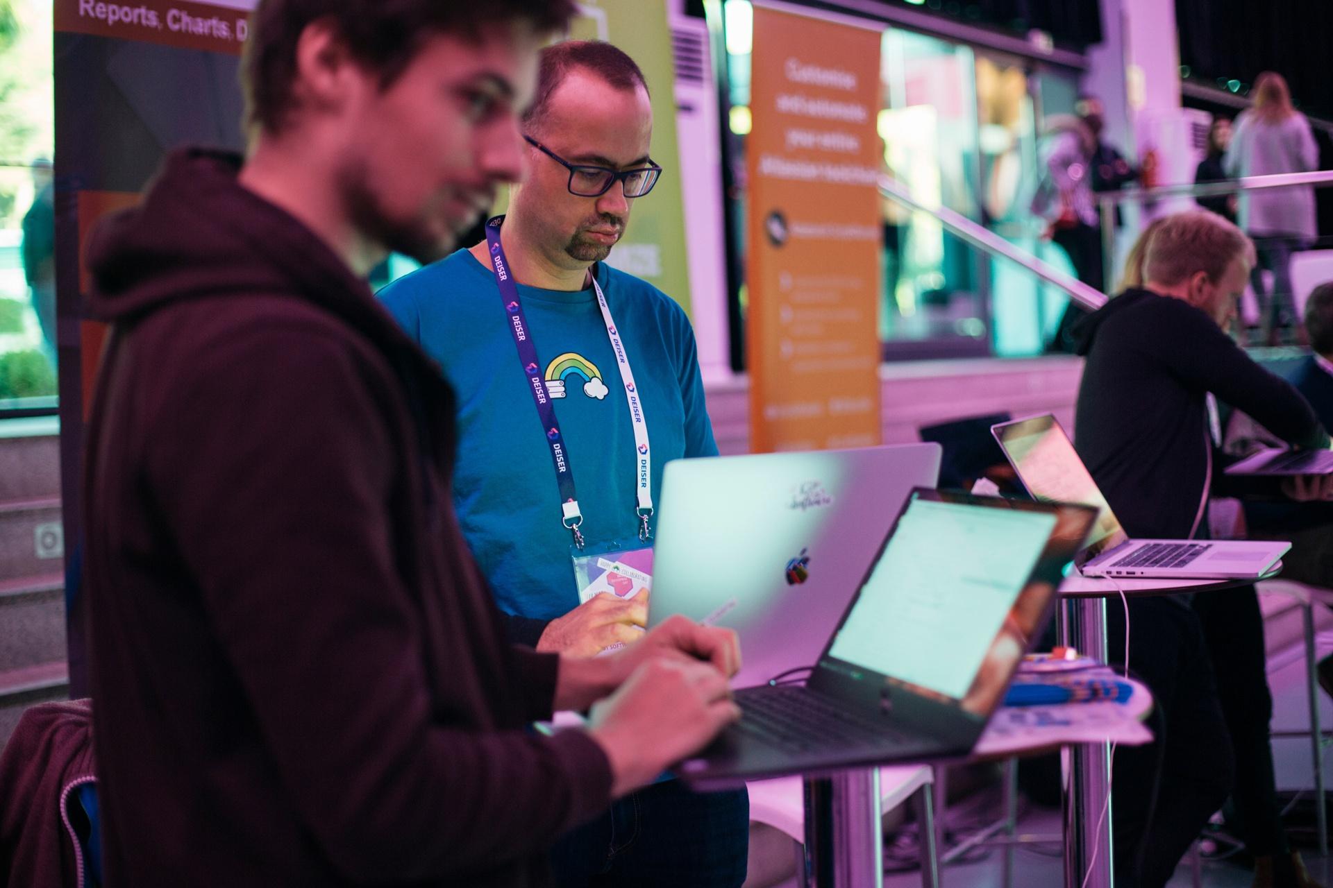 DEISER Enterprise Day Madrid 2017 | Jerome y Peter from Atlassian's Top Vendors, K15T