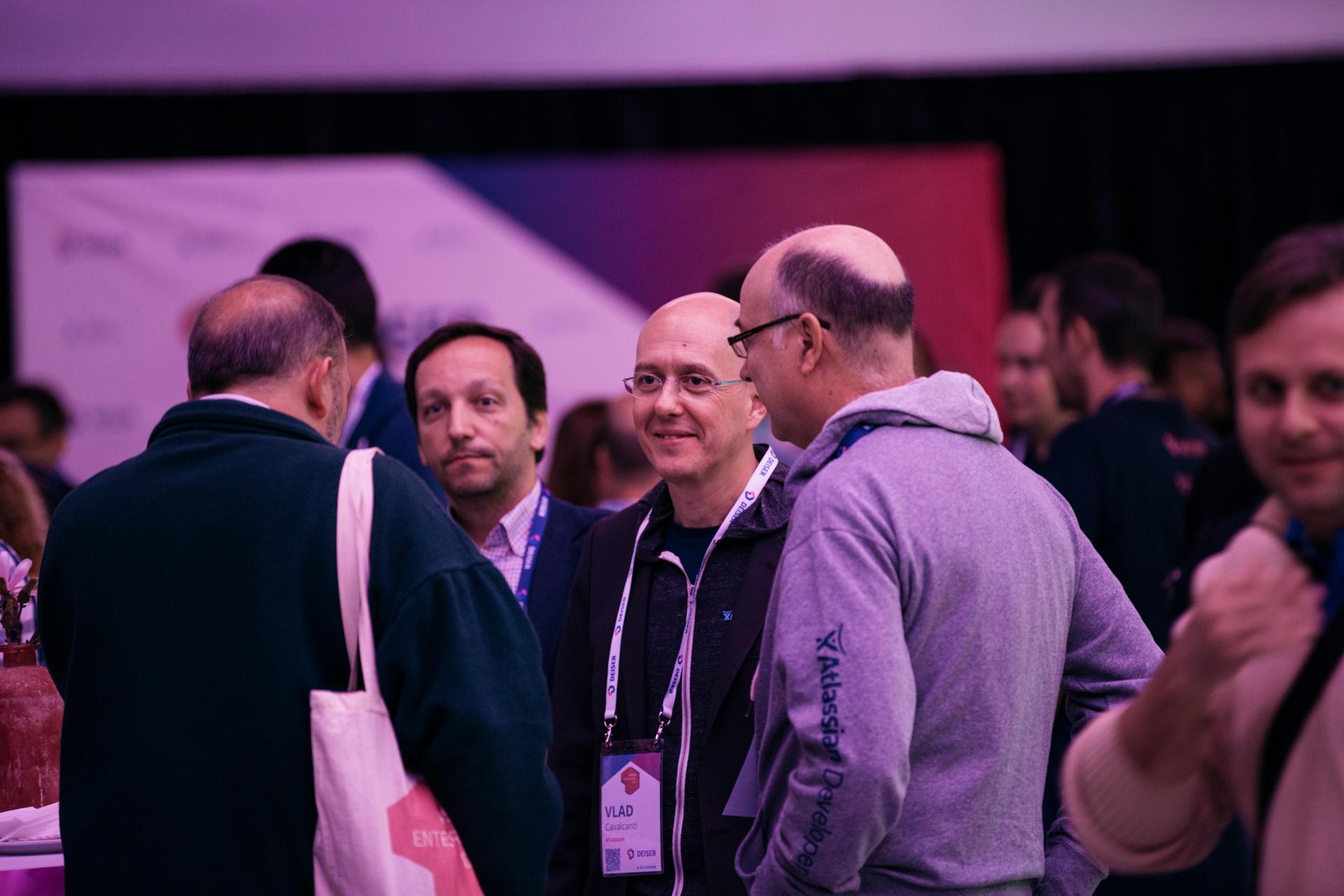 DEISER Enterprise Day Madrid 2017 | Vald Cavalcanti from Atlassian