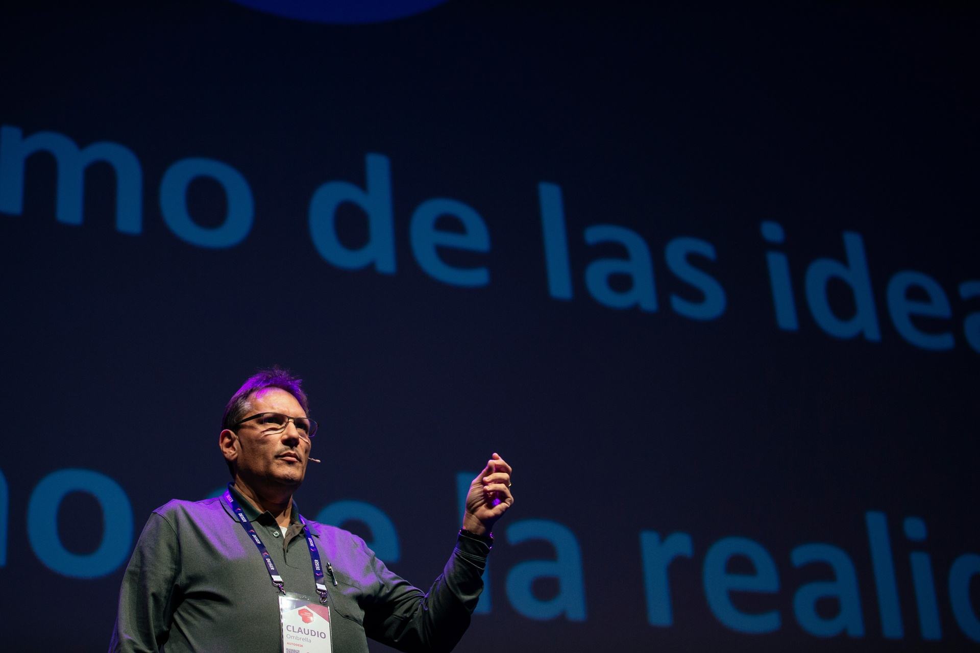 DEISER Enterprise Day Madrid 2017 | Claudio Ombrella de Autodesk