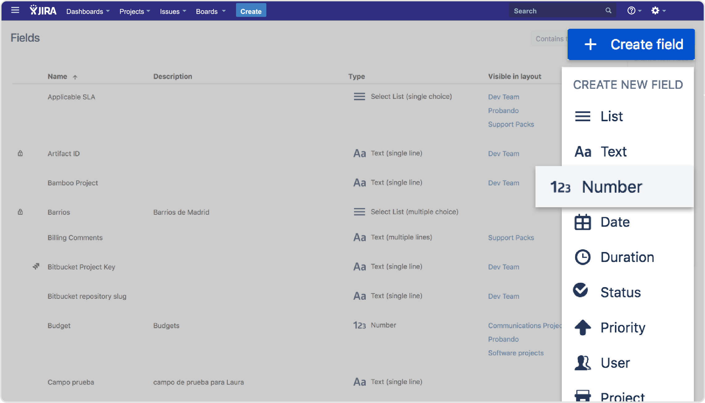 Profields for Jira | Personalize Jira projects custom fields according to your needs
